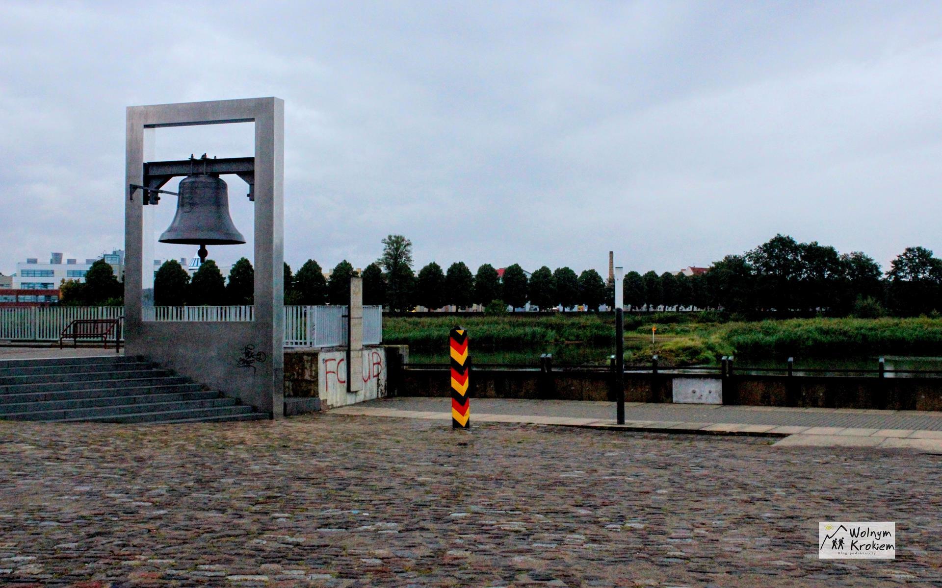 Frankfurt nad Odrą Dzwon Pokoju