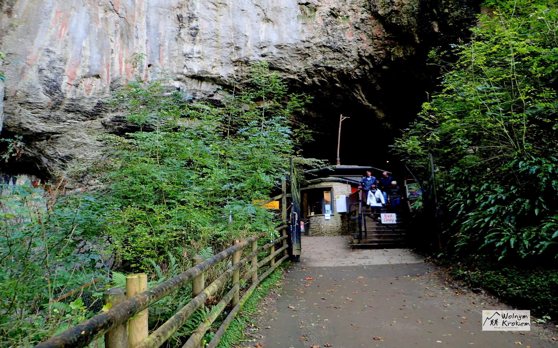 Peak District Jaskinia Peak Cavern