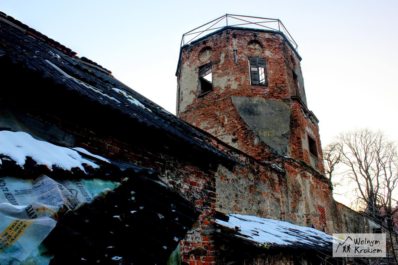Wieża widokowa w Stolcu Dolny Śląsk