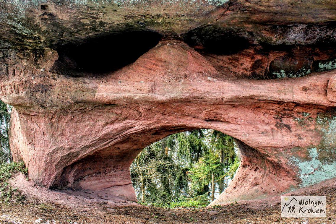 Czartowskie Skały kolejne miejsce pełne niezwykłych form skalnych na Dolnym Śląsku