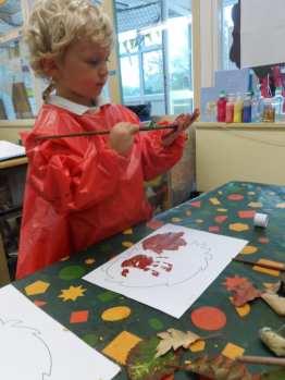 Nursery - Autumn fun