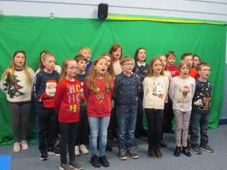 Y5 - Christmas Jumper Day