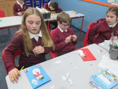 Y5 - Christmas Crafts
