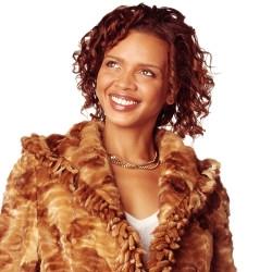 Fur coats for women.