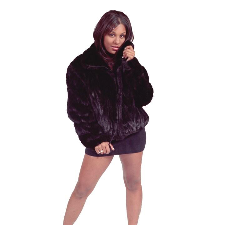 Mink Booty jacket 016969