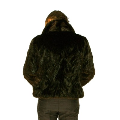 New Mens Ranch Mink Sections Jacket 3XL 016803