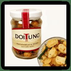 Doi Tung Macadamias & Herbs