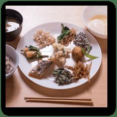 ホテル八木 朝食ビュッフェ