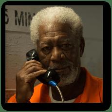 Now You See Me 2: Morgan Freeman as Thaddeus Bradley