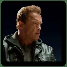 Terminator Genisys - Arnold Schwarzenegger as T-800
