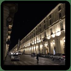 トリノの夜