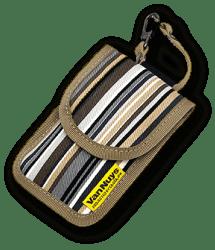 Van Nuys 3WAY薄型携帯電話ケース 折りたたみタイプ