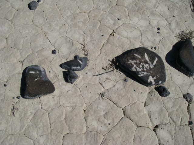 Sage Grouse Rock Art