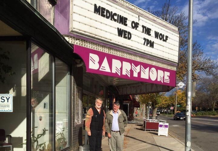 "Highlights from Wisconsin's premiere night of ""Medicine of the Wolf"" in Madison…"
