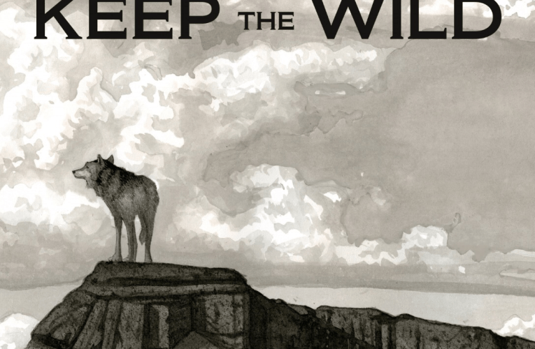 """Keep The Wild"" 2017 Commemorative Poster Design is Finished"