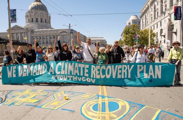 The 21 Juliana v. US Youth Plaintiffs are Suing for a science-based National Recovery Plan
