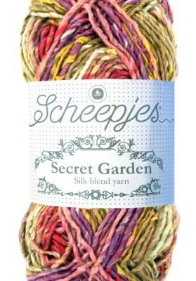 Wolzolder Scheepjes Secret Garden 705 Rambling Blooms