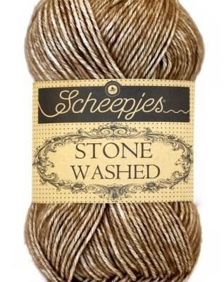 wolzolder Scheepjes Stone Washed - 804- Boulder Opal