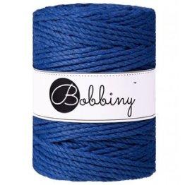 Bobbiny macrame 5mm Wolzolder Classic Blue
