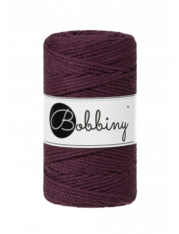 blackberry bobbiny macrame 3mm TT wolzolder
