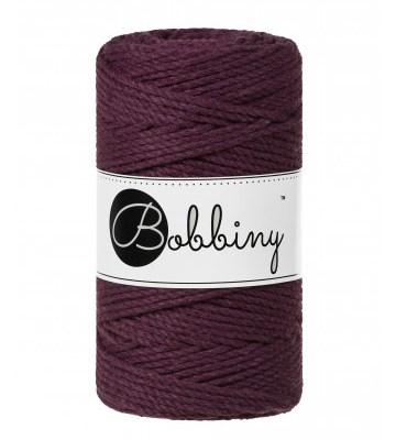 blackberry bobbiny macrame 3mm TT wolzolder