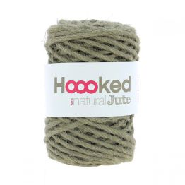 NATURAL JUTE OLIVE TAUPE wolzolder