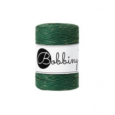 golden_pine_green Bobbiny Macrame 1,5mm
