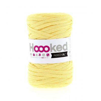 ribbonxl hoooked Frosted Yellow