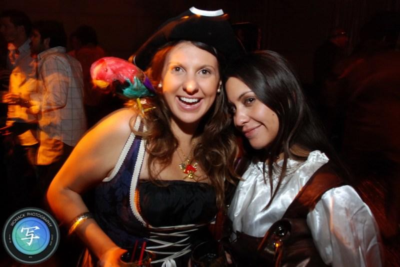 Halloween 2008 at JET Nightclub