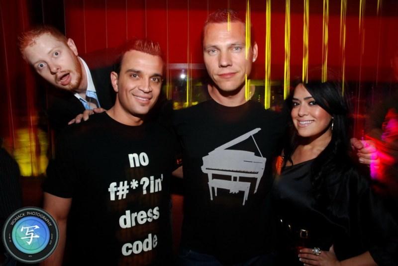 Tiesto at Industry Mondays - JET Nightclub