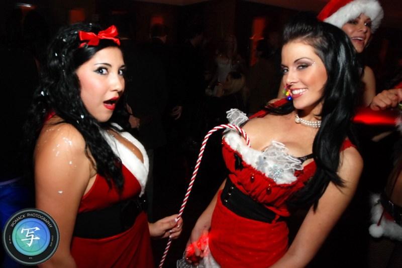 Socialite Holiday Pre-Party at Caramel Bar