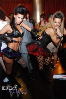 Halloween at Cathouse