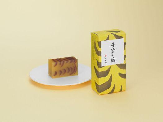 とらや赤坂店限定 特製羊羹『千里の風』