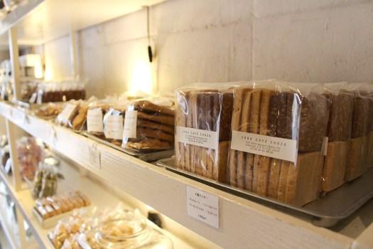 「1988 CAFE SHOZO」で販売されているクッキー