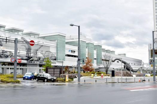 JR福井駅の外観