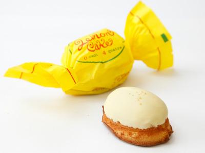 「パティスリー1904 ディズヌフソンキャトル」の「しまなみレモンケーキ」
