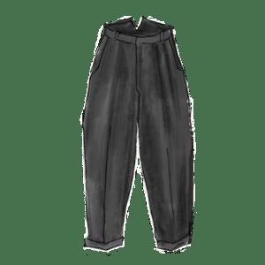 80年代ファッションアイテム「ジョッパーズパンツ」