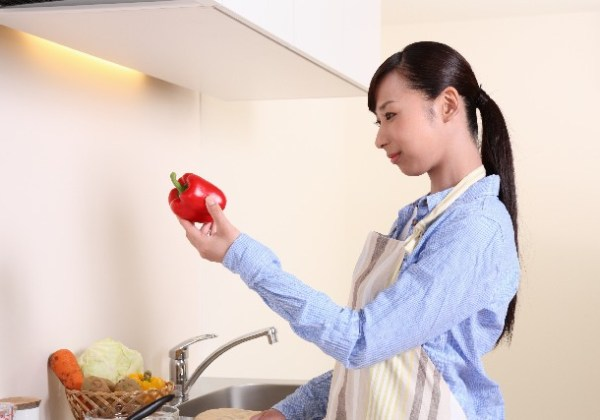 女性副業_料理