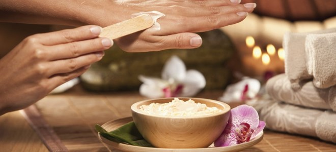 very dry hand skin folk remedies