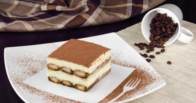 Тирамису без яиц - вкусные рецепты диетического десерта на любой вкус!