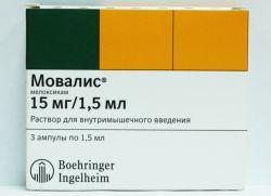 Мовалис или Диклофенак: что лучше? Мовалис или Диклофенак: что лучше и для чего применяются эти препараты.