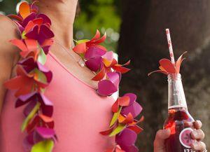 Гавай партиясының костюмдері оны өзіңіз жасаңыз 22
