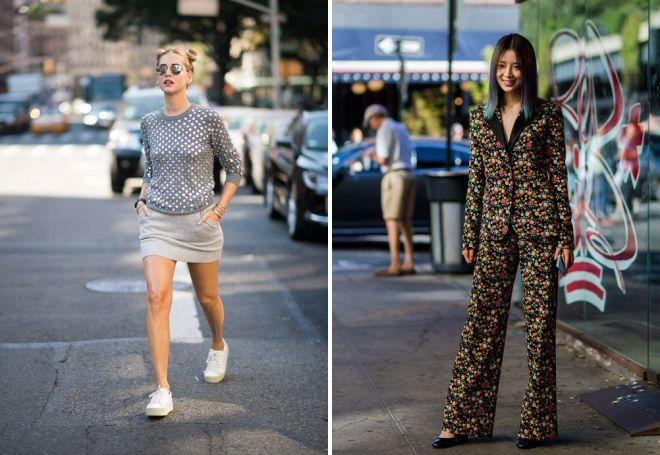cc83e5e754 Nové módne trendy v roku. Módne mini bundy na jeseň. Číre sukne
