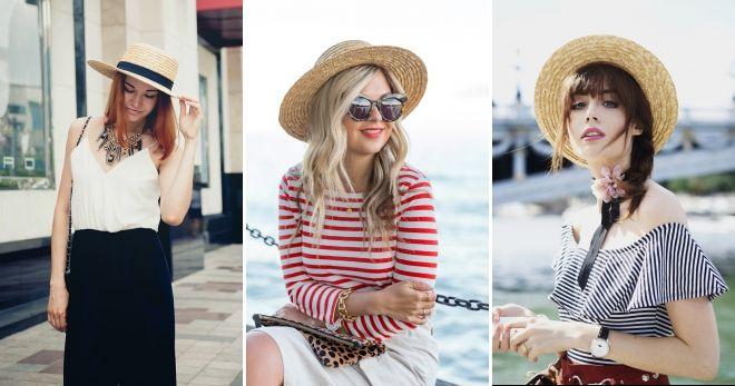 Stile del cappello da donna