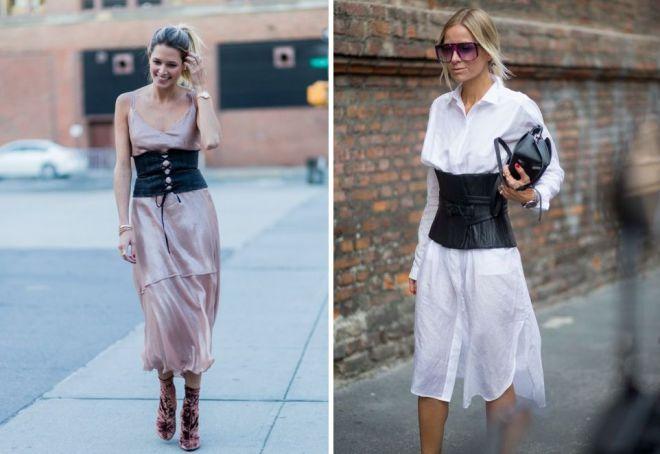 belt corset lace up