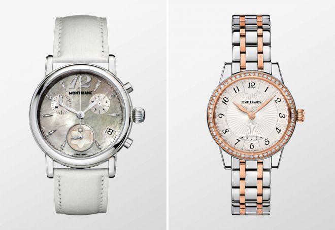 montblanc swiss watch