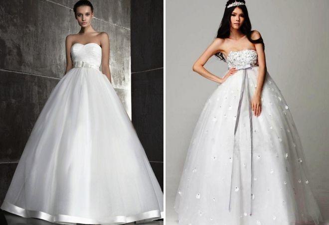 Lush Maternity Wedding Dresses