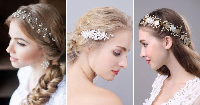 Bridal jewelery 2019 pearls