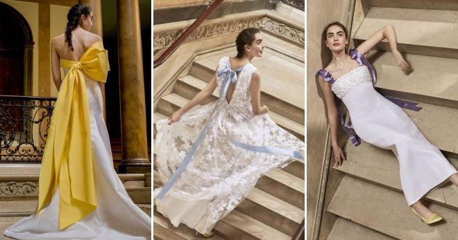 Wedding Collections 2019 Carolina Herrera