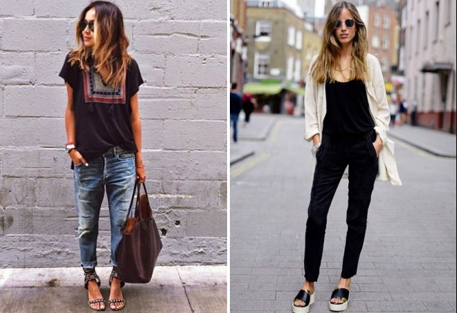 what to wear with women's sandals